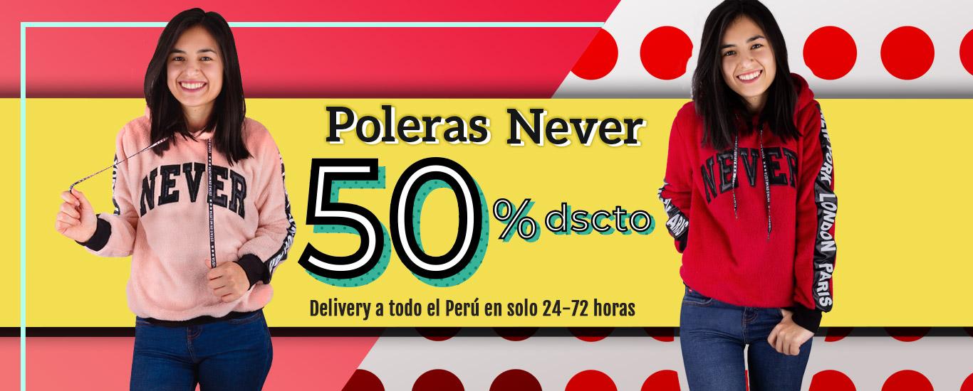 Colección Poleras